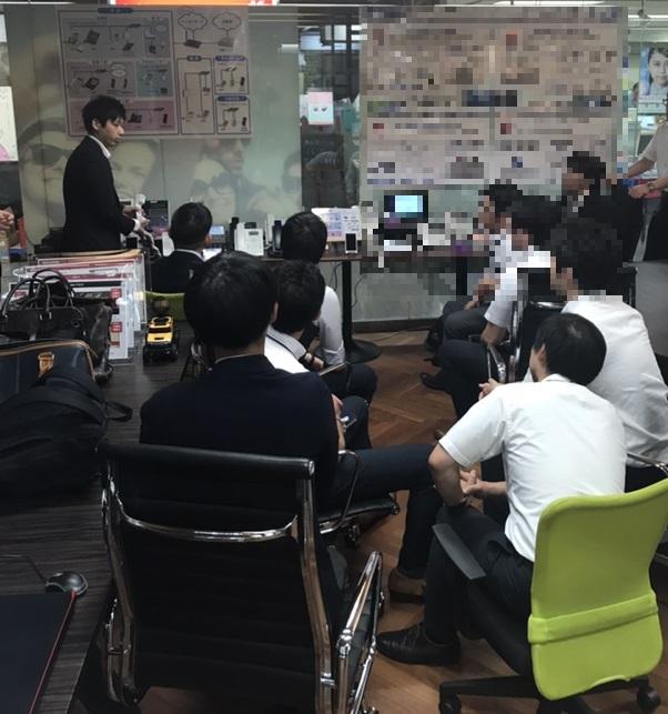 新入社員Sくんの営業活動日記